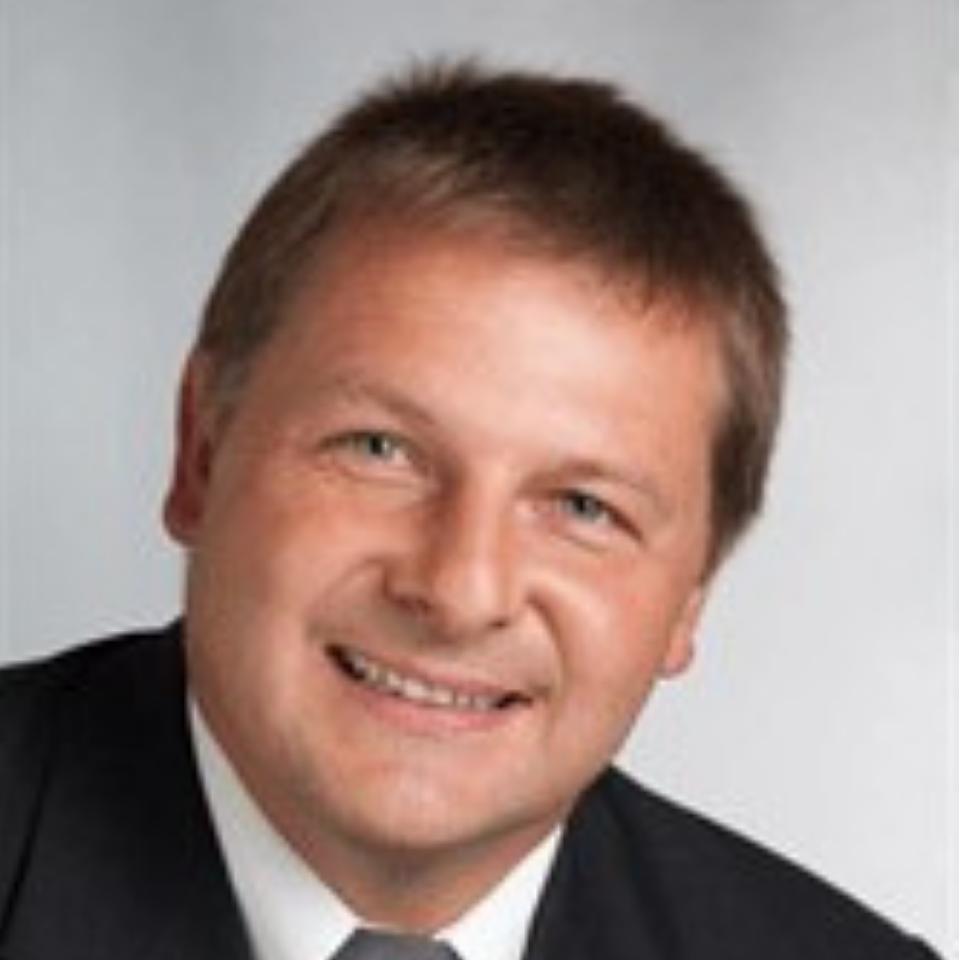 Bürgermeister Berthold Baumgartner