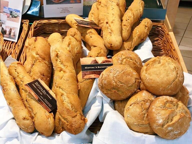 Martina Öhlinger - Mehl, Brot & Gebäck aus der Region